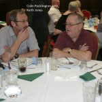 Coiln Pocklington with Keith Jones