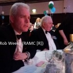 Dr Rob weeks with Jim Ryan