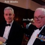 Rob Weeks and Jim Ryan