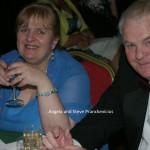 Steve and Mrs PK